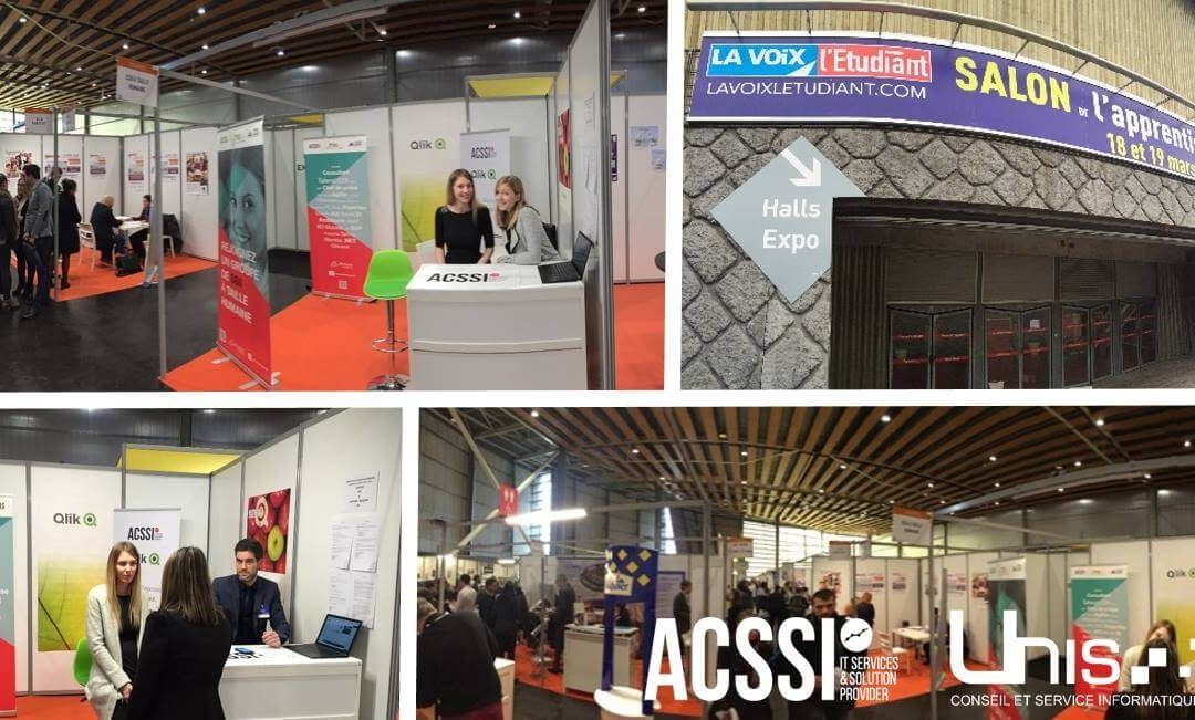 UNIS au Salon de l'Apprentissage et de l'Alternance